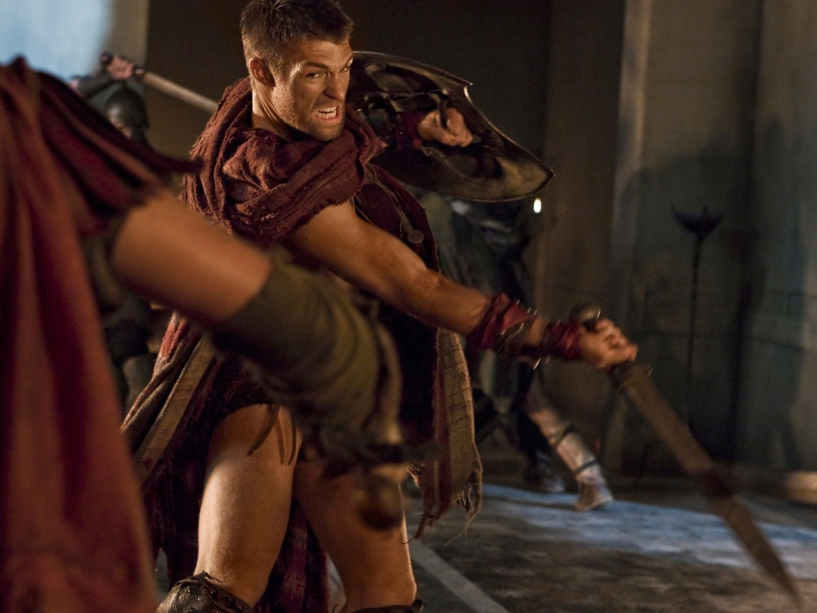 Spartacus: Blood and Sand - Season 2