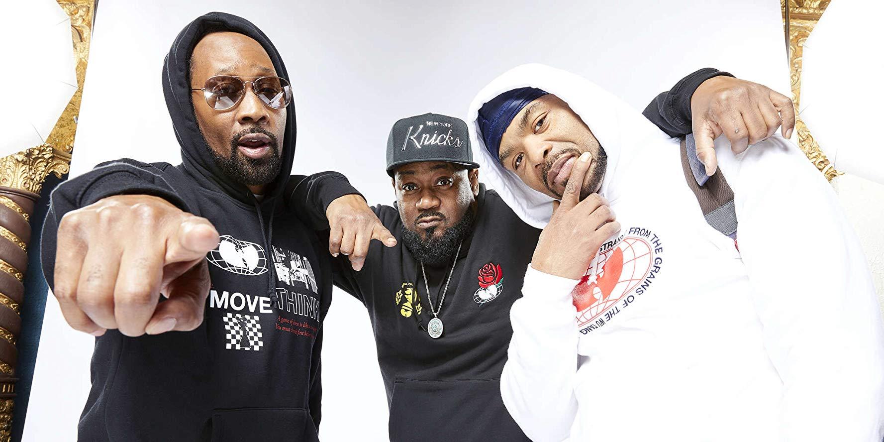 Wu-Tang Clan: Of Mics and Men - Season 1