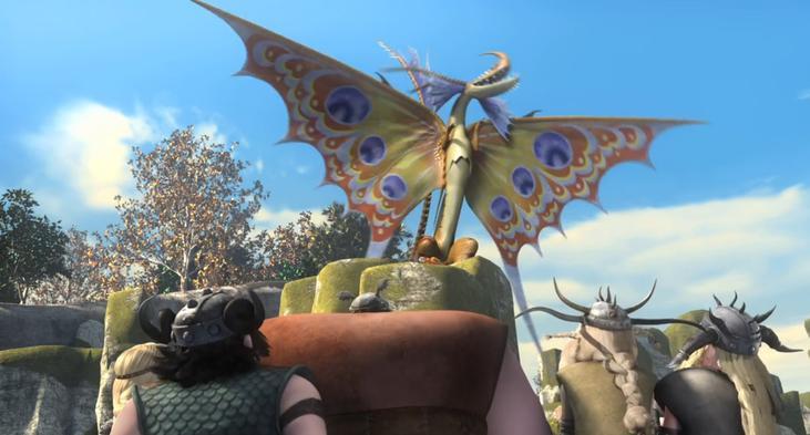 Dragons: Race to the Edge - Season 3