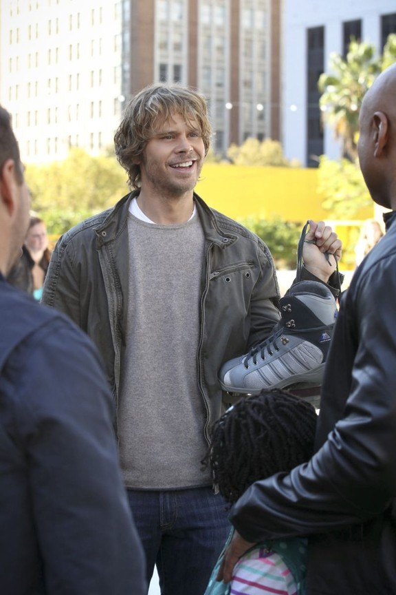 NCIS Los Angeles - Season 6 Episode 11: Humbug