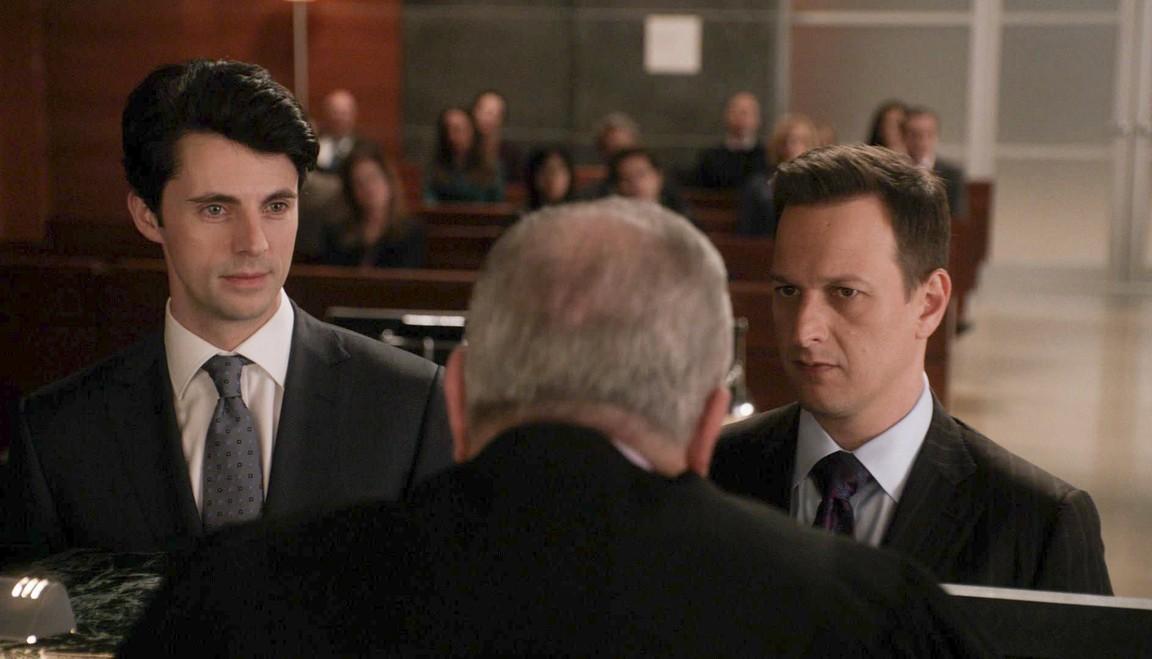 The Good Wife - Season 5 Episode 15:  Dramatics, Your Honor