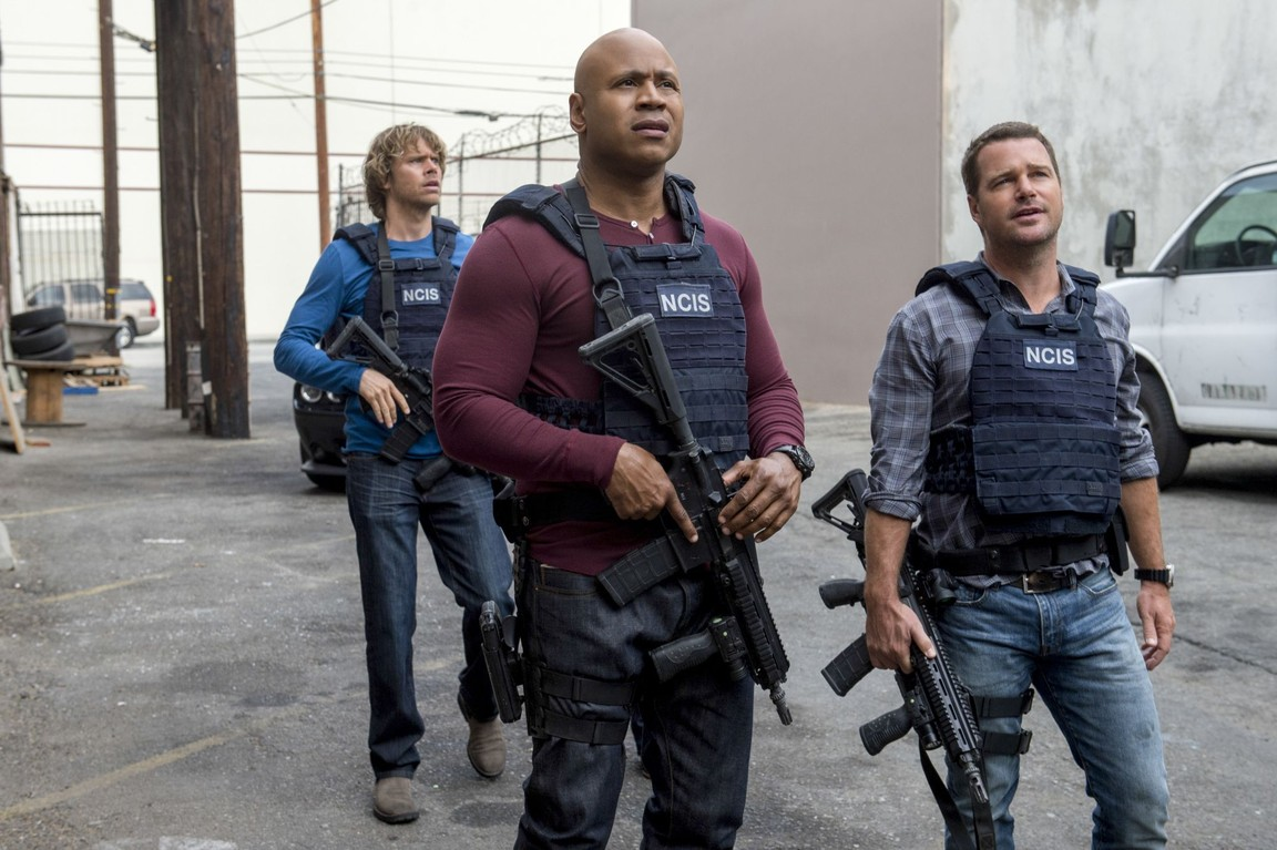 NCIS Los Angeles - Season 8
