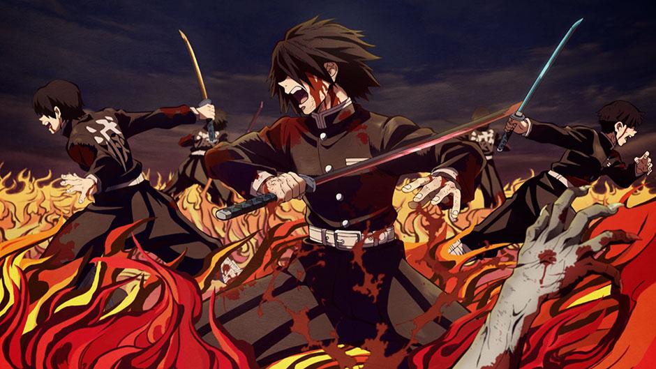 Demon Slayer: Kimetsu no Yaiba - Season 1 [Sub: Eng]