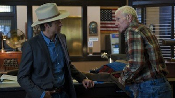 Justified - Season 1 Episode 5: The Lord of War and Thunder
