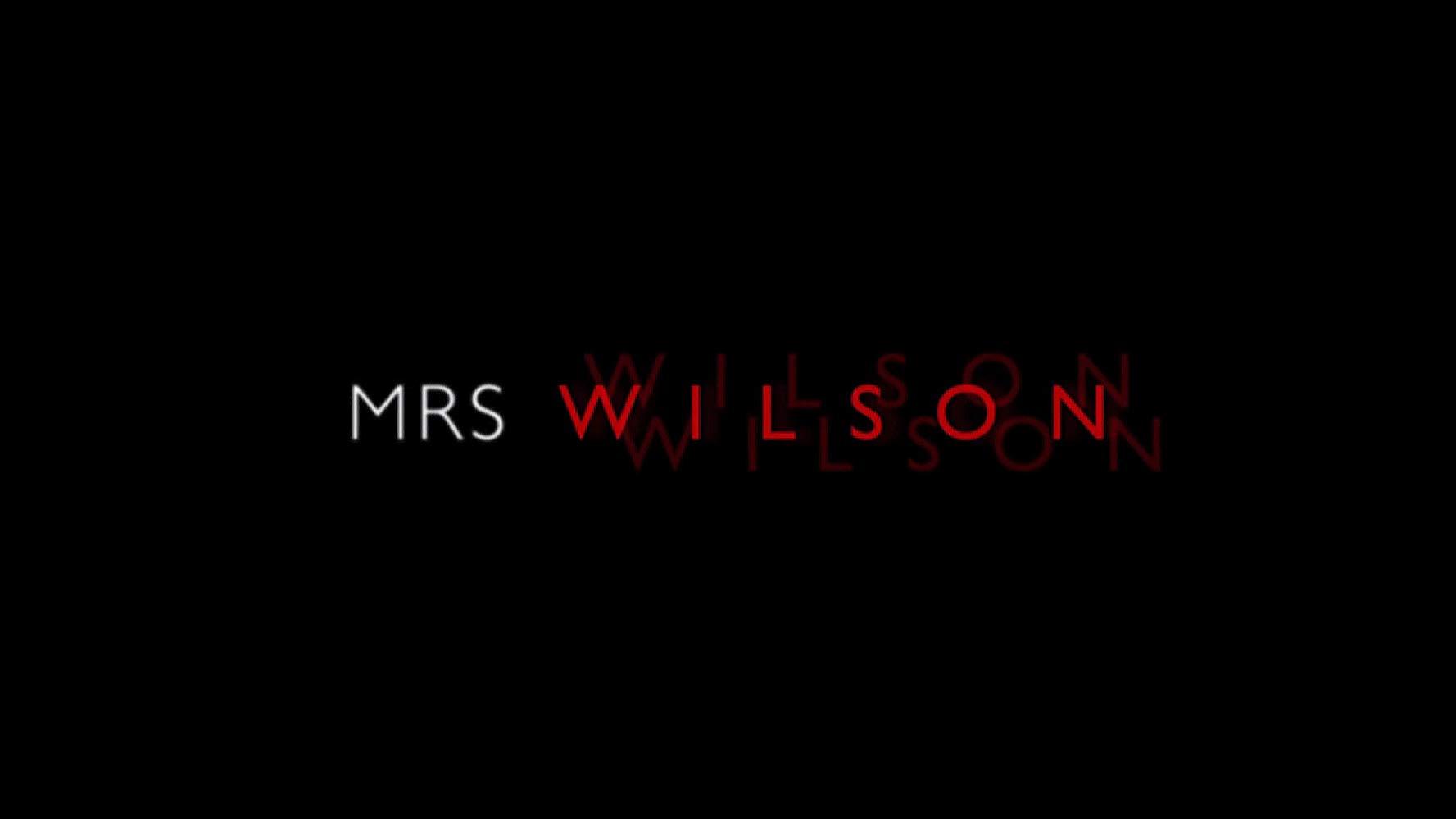 Mrs. Wilson - Season 1