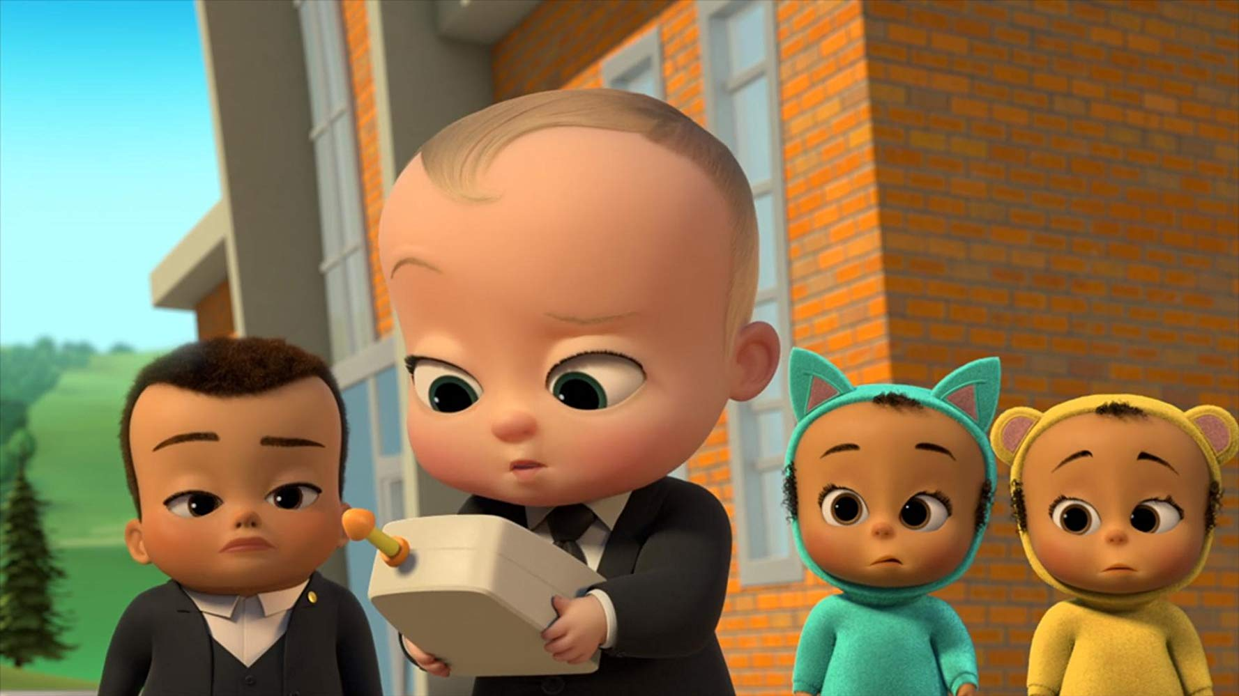 The Boss Baby: Back in Business - Season 1 Watch Free in HD