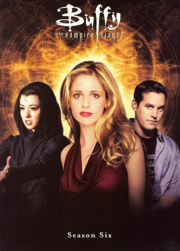 Buffy the Vampire Slayer - Season 6 Episode 19: Seeing Red