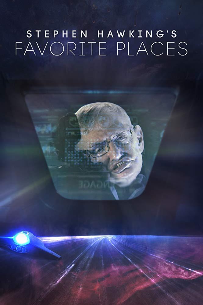 Stephen Hawking's Favorite Places - Season 1