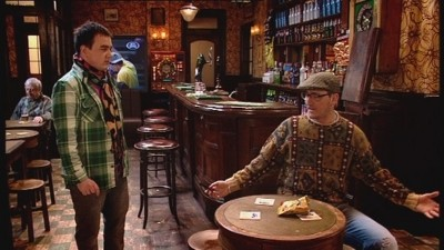 Two Pints of Lager and a Packet of Crisps - Season 8 Episode 2: Gazman