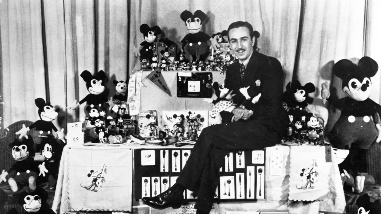 Walt Disney - Season 1