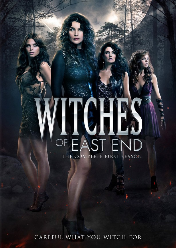 Witches of East End - Season 1 Episode 9: A Parching Imbued