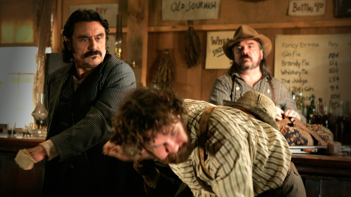 Deadwood - Season 3