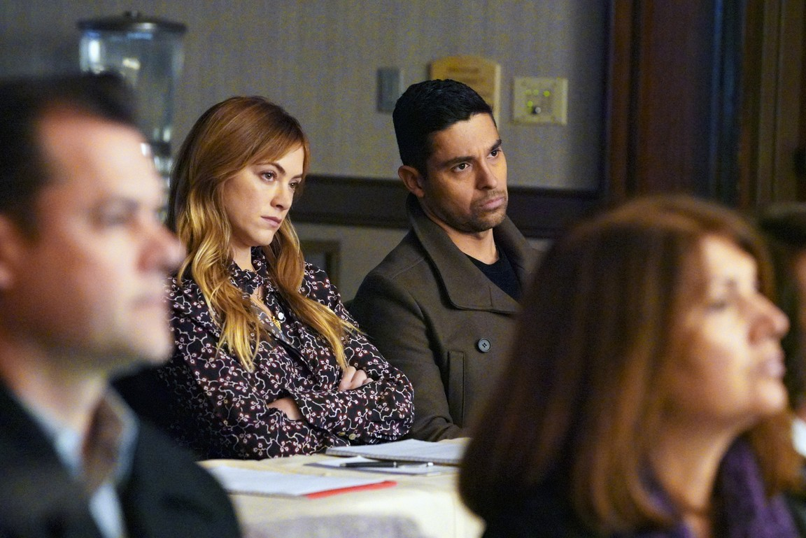 NCIS - Season 16 Episode 11: Toil and Trouble