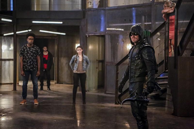 Arrow - Season 5 Episode 02: The Recruits