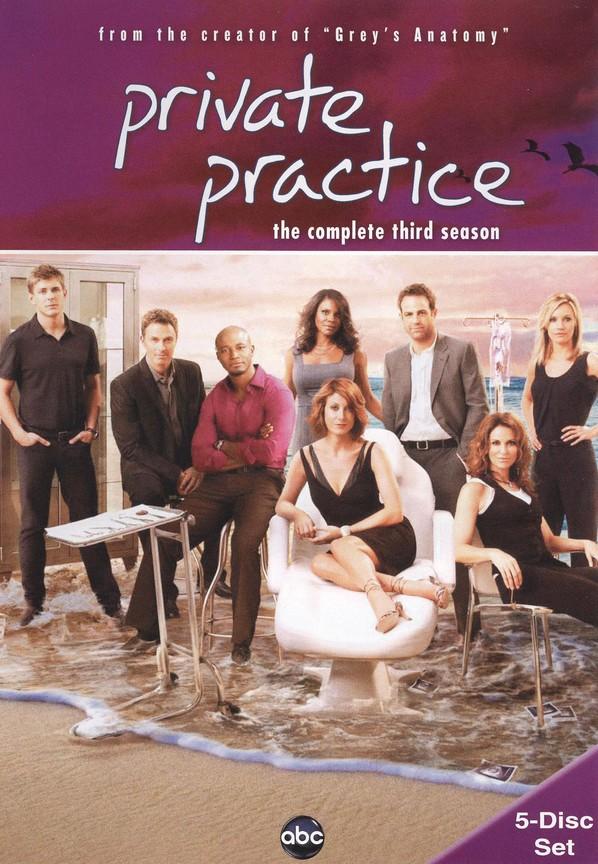 Private Practice - Season 3