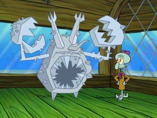 SpongeBob SquarePants - Season 7 Episode 43: The Masterpiece
