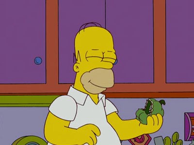 The Simpsons - Season 19 Episode 14: Dial 'N' for Nerder