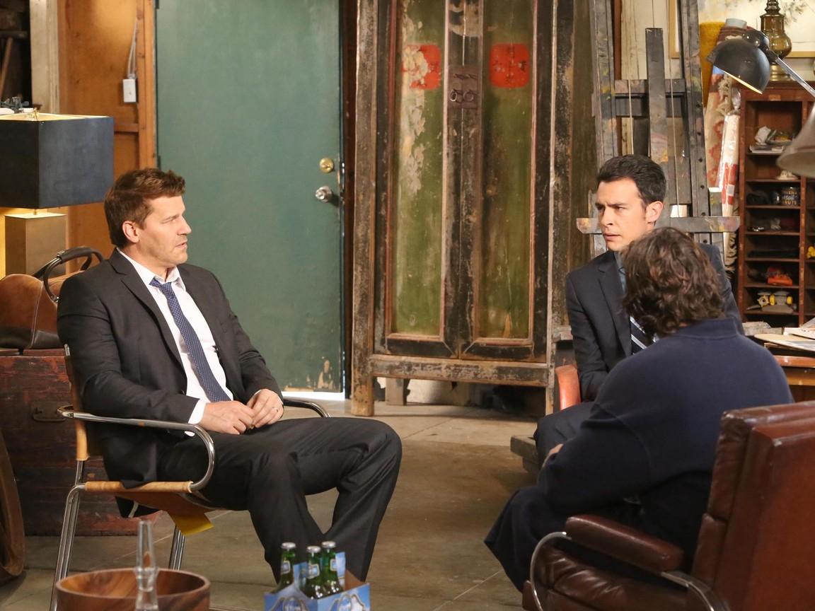 Bones - Season 10 Episode 21: The Life in the Light
