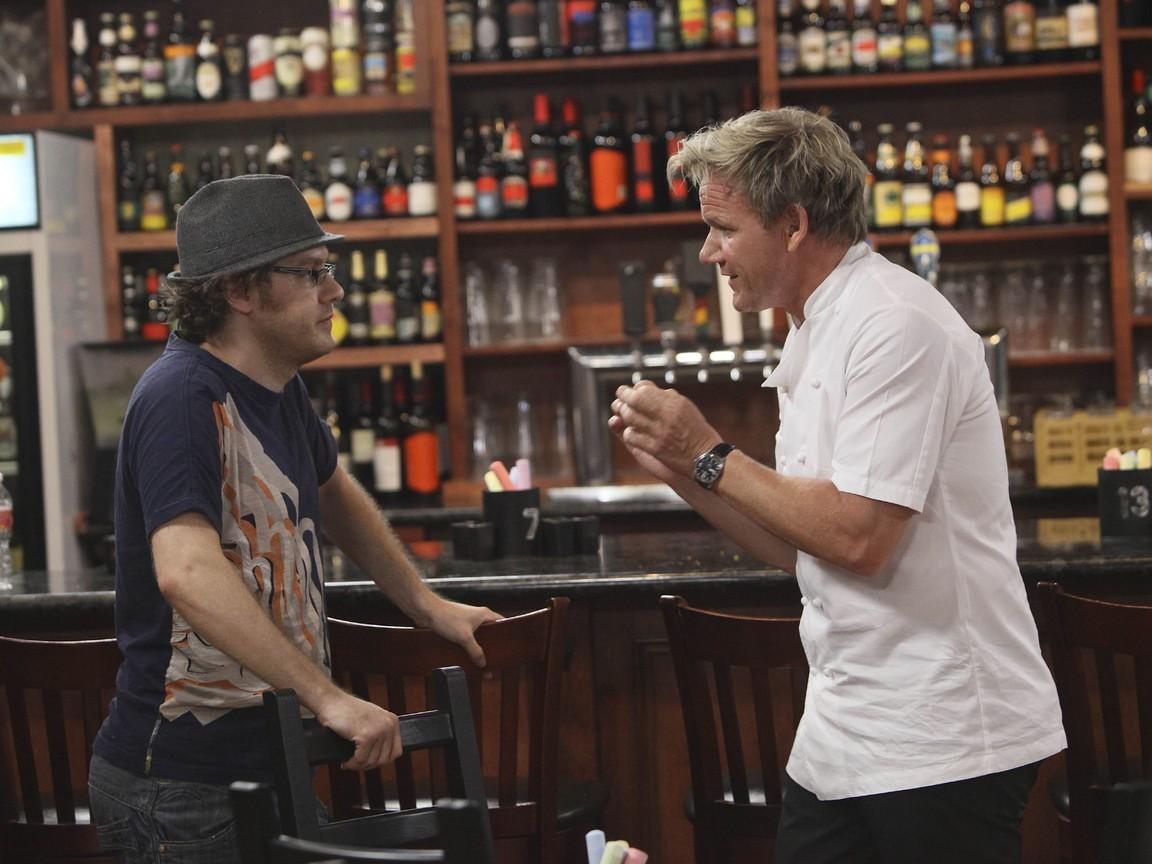 Kitchen Nightmares - Season 5 Episode 07: Burger Kitchen, Pt. 2