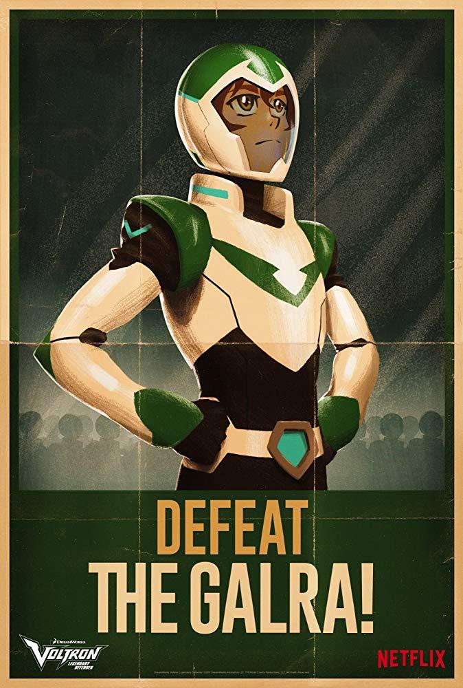Voltron: Legendary Defender - Season 7