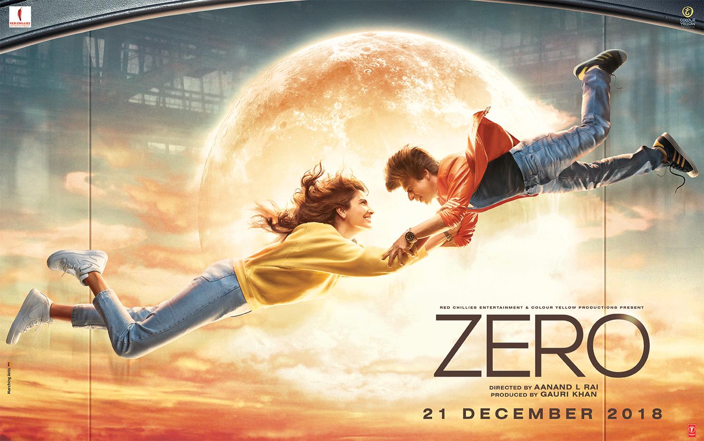 Zero(2018) [Audio: Hindi]