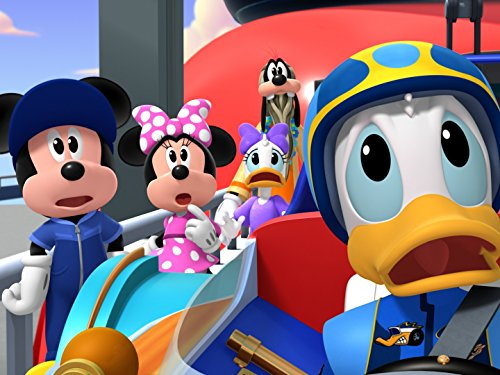 Mickey and the Roadster Racers - Season 1