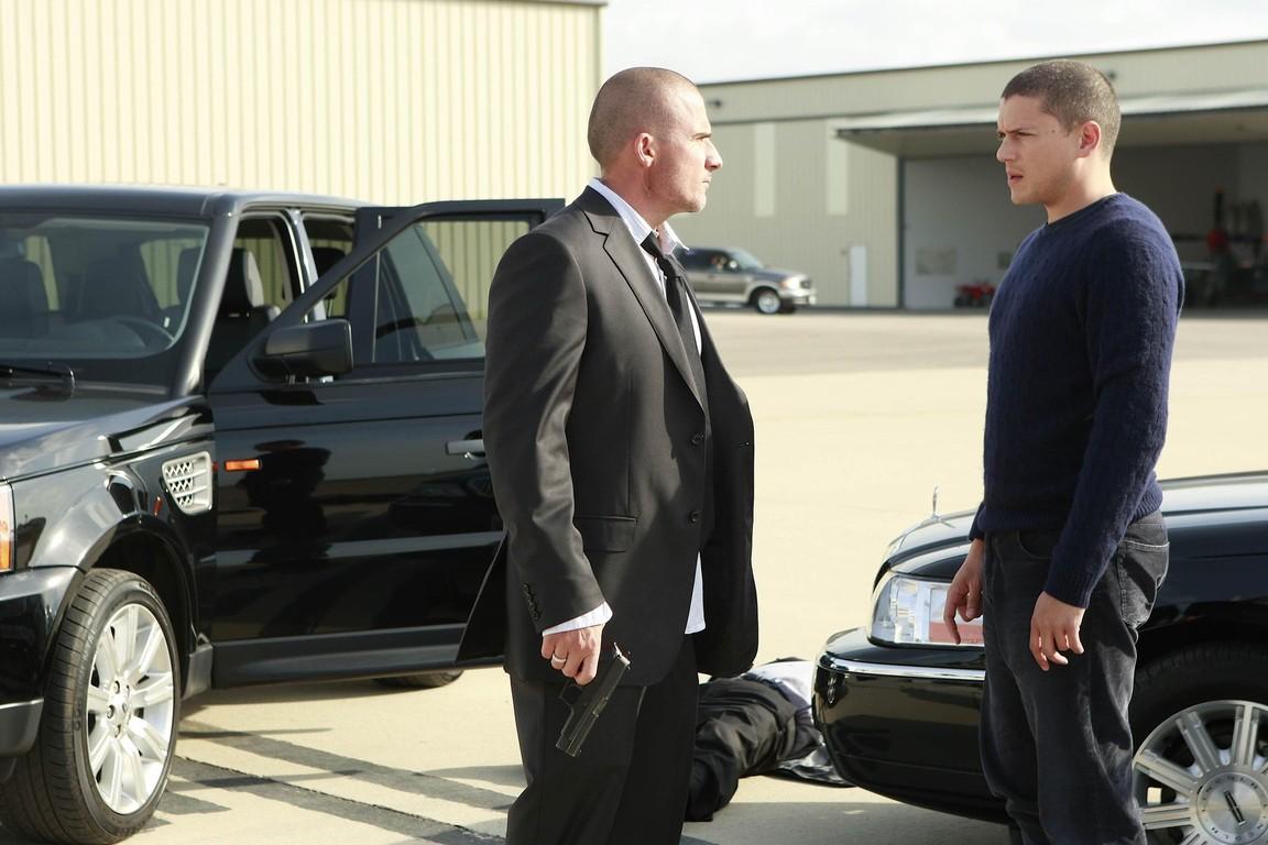 Prison Break - Season 4 Episode 18: VS.