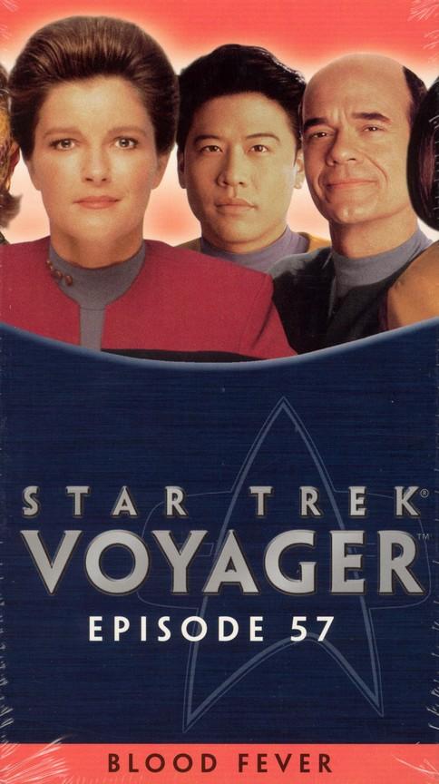 Star Trek: Voyager - Season 3 Episode 16: Blood Fever