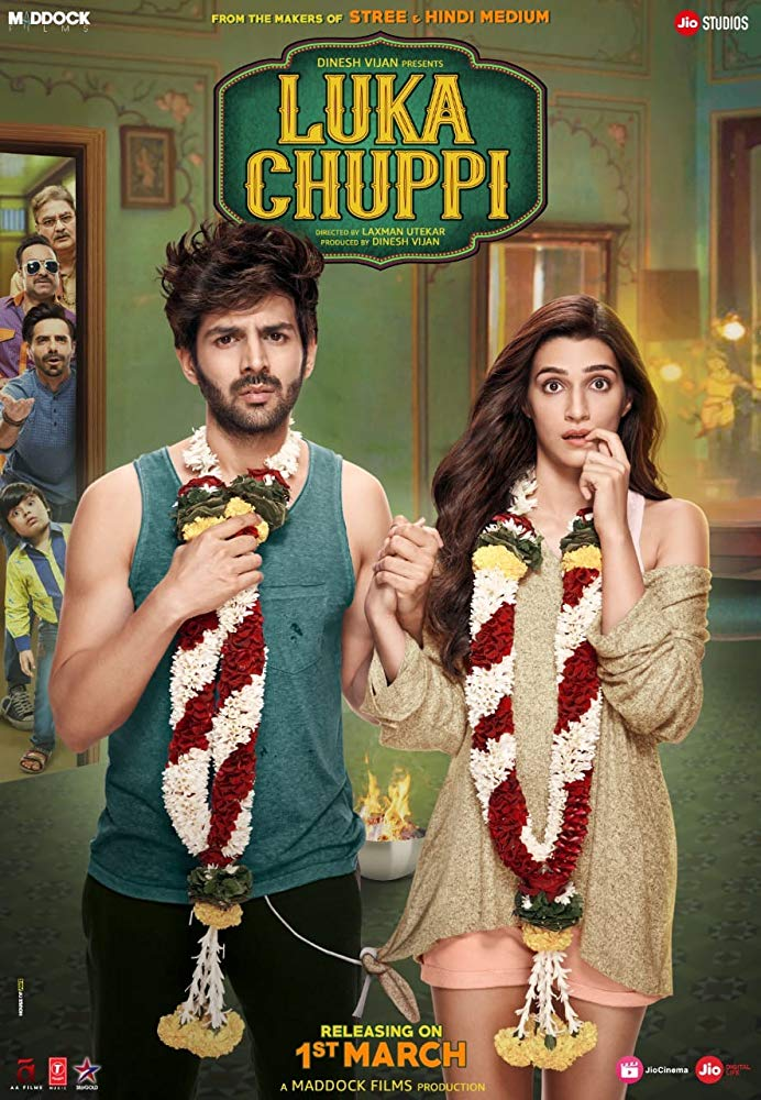 Luka Chuppi [Audio: Hindi]