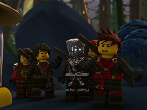 LEGO Ninjago Masters of Spinjitzu - Season 1
