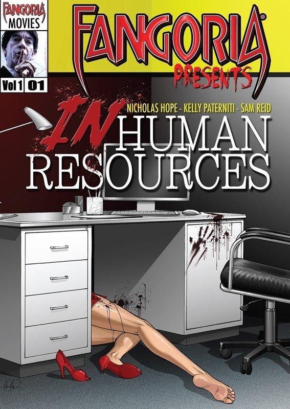Inhuman Resources (Redd Inc)