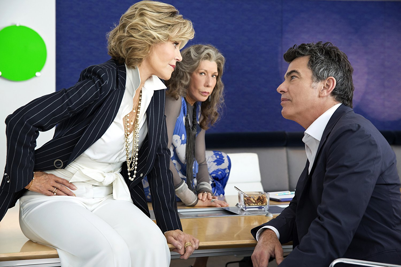 Grace and Frankie - Season 4
