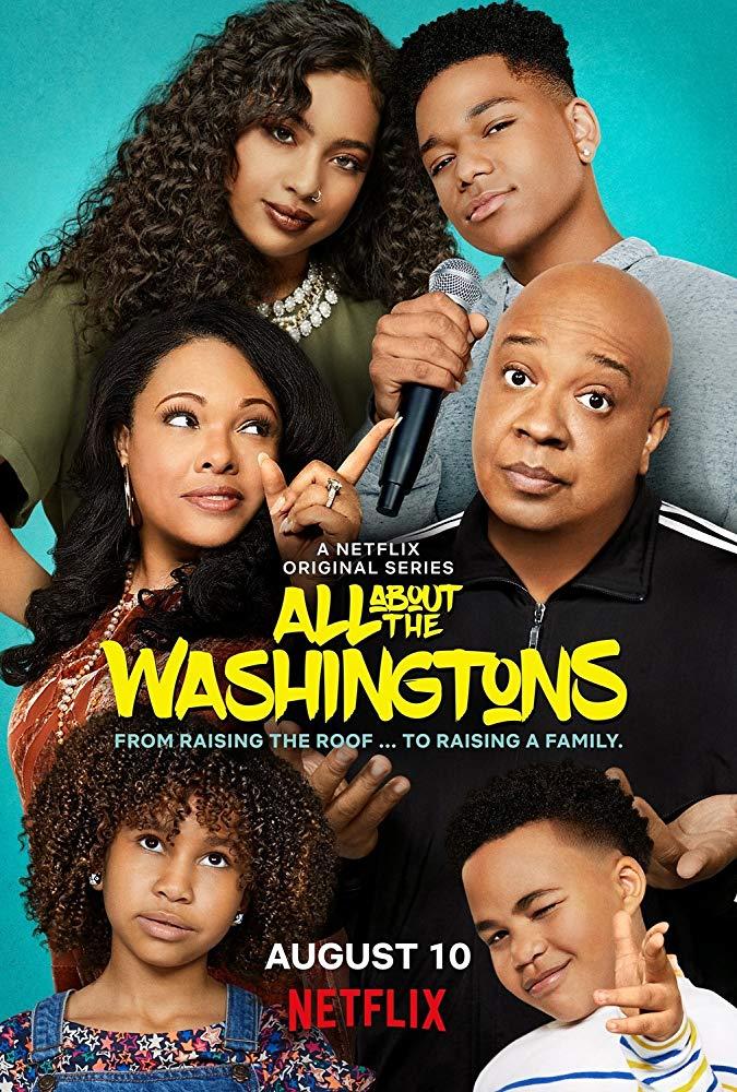 All About The Washingtons - Season 1