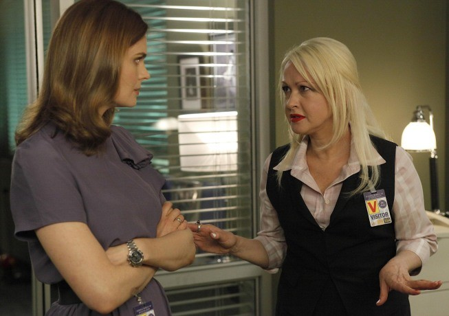 Bones - Season 5 Episode 01: Harbingers in the Fountain
