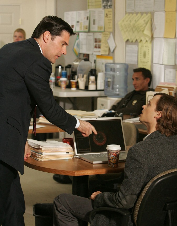 Criminal Minds - Season 2 Episode 13: No Way Out