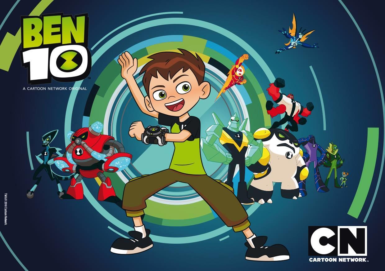 Ben 10 - Season 1 (2016)