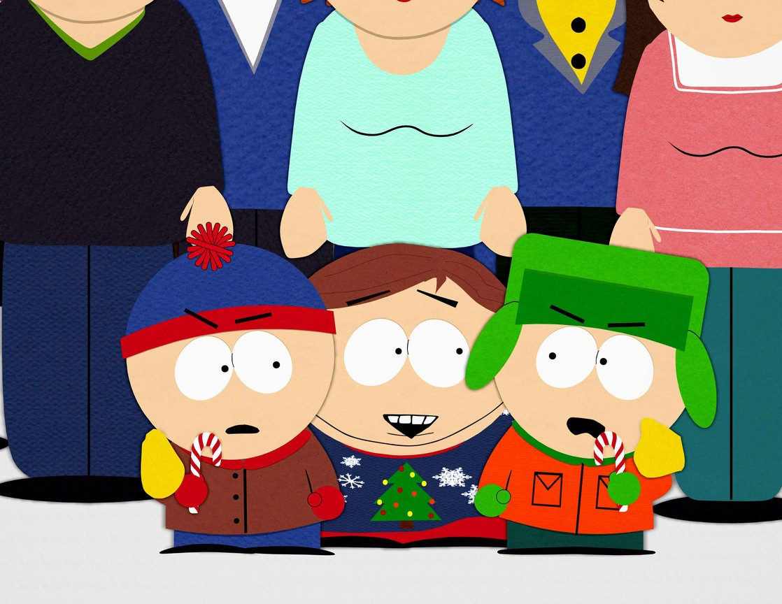 South Park - Season 6 Episode 17: Red Sleigh Down