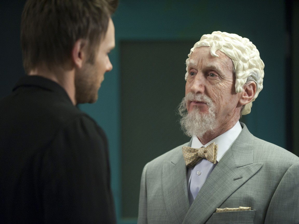 Community - Season 3 Episode 6: Advanced Gay