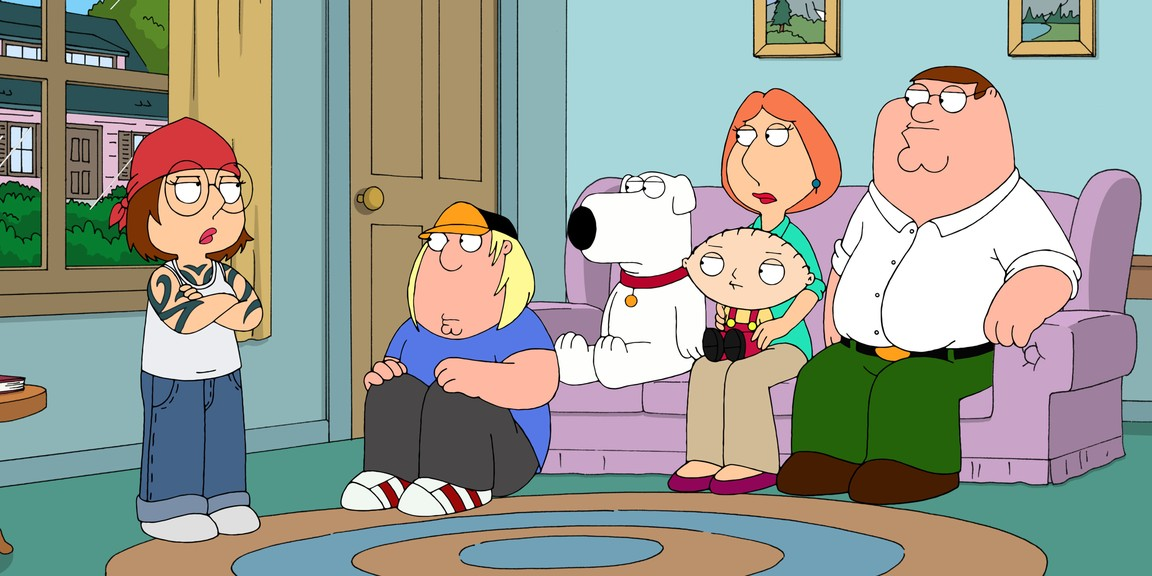 Family Guy - Season 8 Episode 11: Dial Meg for Murder
