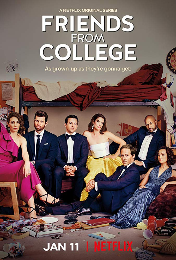 Friends from College - Season 2