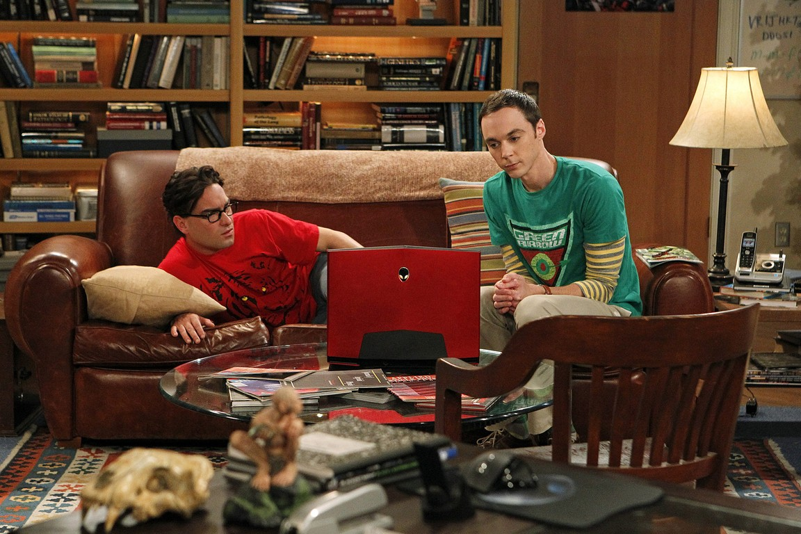 The Big Bang Theory - Season 4 Episode 05: The Desperation Emanation