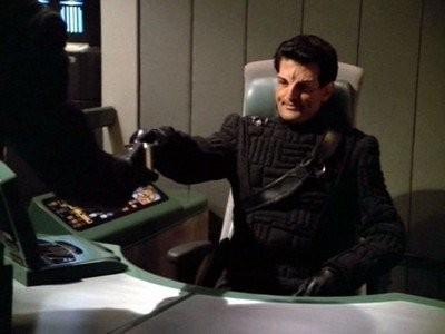 Star Trek: Voyager - Season 5 Episode 10: Counterpoint
