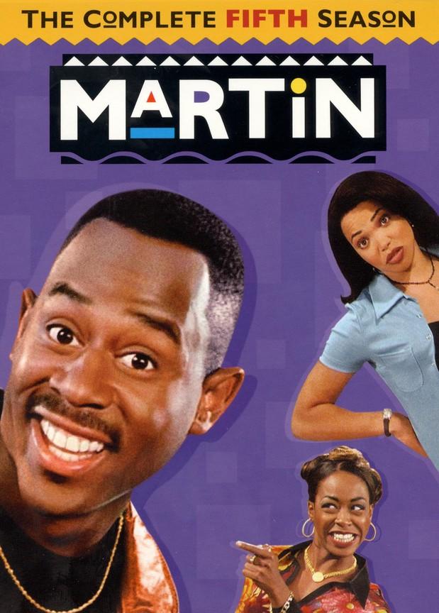 Martin - Season 5