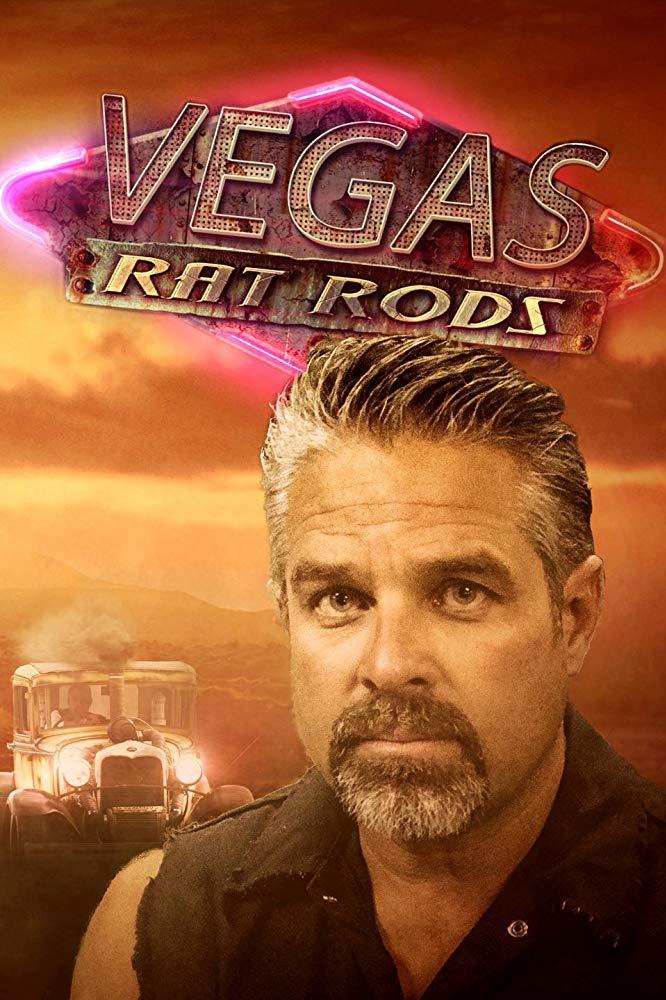 Vegas Rat Rods - Season 4