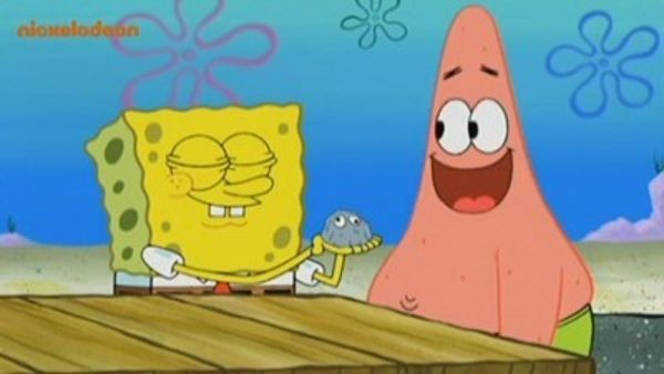 SpongeBob SquarePants - Season 8 Episode 12: The Googly Artiste