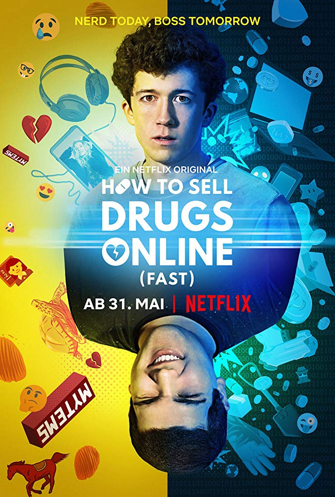 How to Sell Drugs Online (Fast) - Season 1 [Sub: Eng]