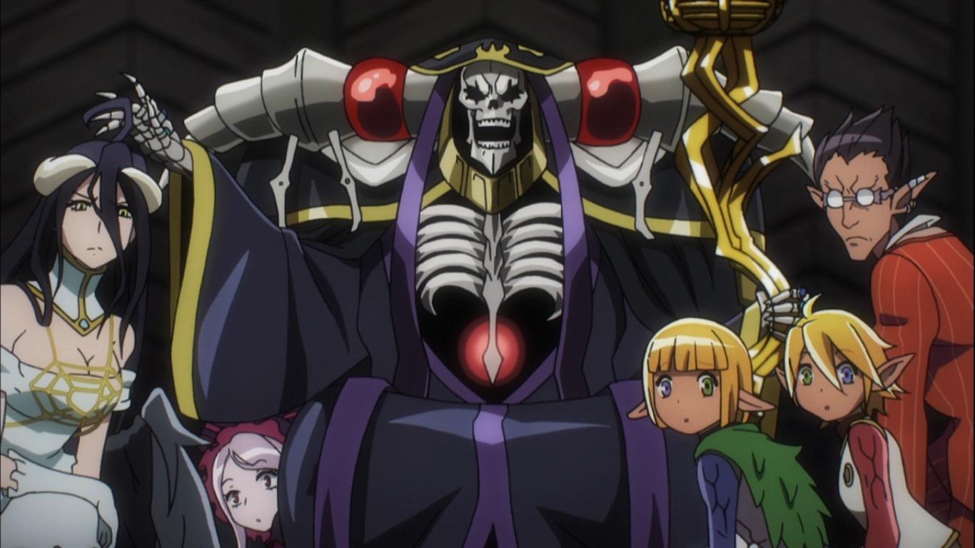 Overlord - Season 3 [Sub: Eng]