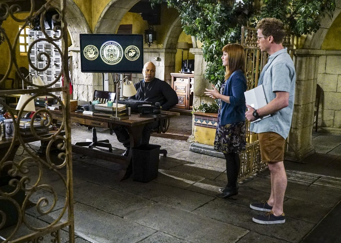 NCIS Los Angeles - Season 8 Episode 01-02: High-Value Target - Belly of the Beast