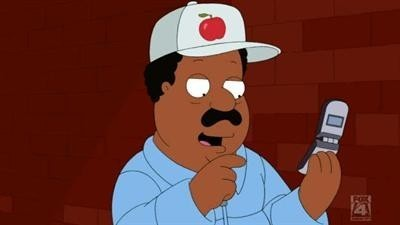The Cleveland Show Season 1 Episode 15: Once Upon a Tyne in New York