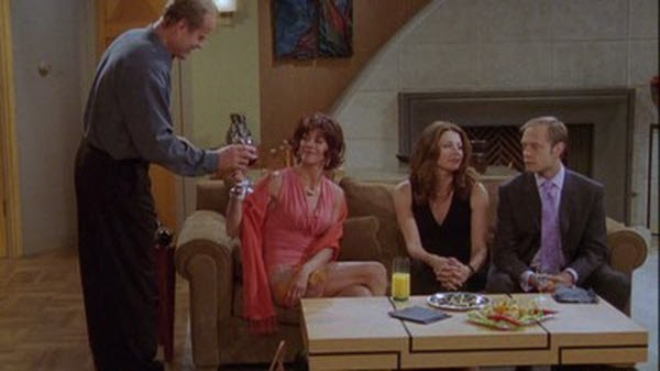 Frasier - Season 11 Episode 04: The Babysitter